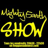 Mighty Earth Show by Mighty earth sound system - Emission du 31/09/12