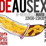 Ode au sexe - Radio Campus Avignon - 17/04/12