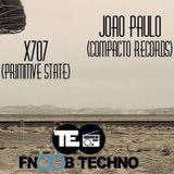 Primitive State Podcast #07 @ Fnoob Techno Radio 31-05-2018