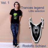 Trance's legend little selection Vol. 1 (100 % producciones propias)