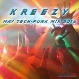 kreezY - May Tech-Funk Mix `2016