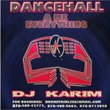 DANCEHALL IS EVERYTHING (MIXTAPE)