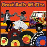 Great Balls Of Fire - A different style of KDB Sound