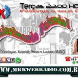Programa Musicalmente Falando 22/03/2016 - Bebel Gilberto