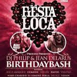 dj's Tommy vs Ricardo @ La Rocca - Fiesta Loca 20-09-2014