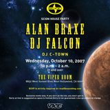 2007-10-10 - Alan Braxe, SebastiAn, DJ Falcon @ The Viper Room, Hollywood