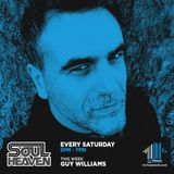 SOUL HEAVEN / Guy Williams / Mi-House Radio /  Sat 5pm - 7pm / 20-07-2019