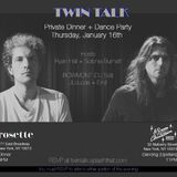 Twin Talk - Bowmont DJ Set at Le Baron NYC