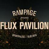 "Flux Pavilion & Funtcase at ""Rampage"" at Sportpaleis (Antwerp - Belgium) - 15 February 2014"