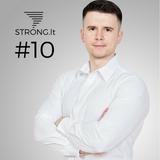 STRONG.lt podcast #10: Artūras Sujeta