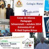 050 Apasionante pedagogía en una Carpa de Alianza - P. Raúl Espina II