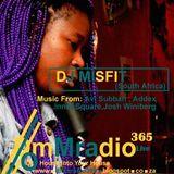 DmMradio365 Presents - Dj Misfit(South Africa) Guest Mix 10-08-2018