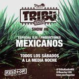 #TribuRadio / Show #6 (Esp. DJ/Prod Mexicanos)