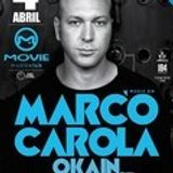 Mianyo@Movie Marco Carola Warm Up