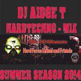 Hardtechno Mix @DJAidgeT Hard Force United & Friends (Summer season 2014)