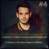 CIIMERA´s First Floor Radio Podcast #4