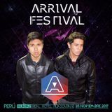 AAO - Live at Arrival Festival 2017