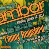 TAMBOR PARTY LIVE MIX – JAN 2014