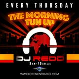 T.U.T. MORNING MIX WITH THE REAL DJ REDD EXCITEMENT RADIO #5