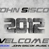 John Siscok - Welcome 2012 mix 192 kbps