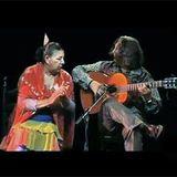 Juana la del Pipa y Moraito Chico