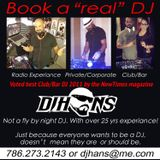 DJ Hans live from ROK BRGR South Miami 9/28/2014 Brunch party