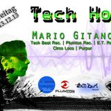 Mario Gitano @ Tech House Night - La Cantina (Live)