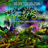 Misterika@Forest Song open air@Ukraine  Dj mix 2016