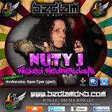 Nuty J Bedlam Radio 12.07.2017