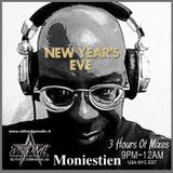WMONIE Radio Channel 2.4 on www.oldbridgeradio.it Moniestien's 3 Hour New Year's Eve Radio Show