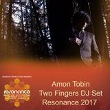Amon Tobin/ Two Fingers Full Resonance Set 2017