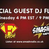 DJ Flash-Smash Radio UK performance (Jan 12 2015) (DL Link in the Description)