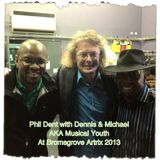 MUSICAL YOUTH INTERVIEW By PHIL DENT APRIL  2013