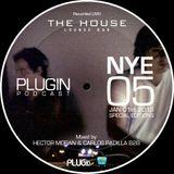 SPECIAL STUFF - Hector Moran & Carlos Padilla B2B LIVE @ NYE The House Lounge Dec01st2013