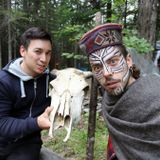 Post-Stranger, A-live Dj Fire Show At Future Forest 2O15