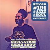 Soulvation Radio Show #191 (16.07.2017)