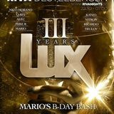 dj Ricardo @ Club Riva - 3y Lux 11-01-2014