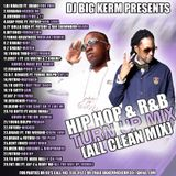 DJ BIG KERM   TURN UP MIX    (ALL CLEAN HIP HOP & R&B)