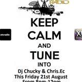 XTC Radio HARD HOUSE August mix by Chris.Ec