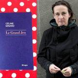"""Céline Minard, """"Le grand jeu"""", rencontre avec GB, Vent d'Ouest, novembre 2016"""