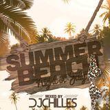 Summer Beach Night in July