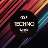 DJ Guli - Techno Live Mix 190922