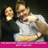 The Boatfest Sessions 2015 Featuring Brett Seldon
