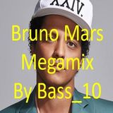 Bruno Mars Megamix (13 tracks, 2018)