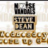 Wednesday Warm Up Radio Show - 23/09/15 - NoiseVandals - DJ STEVE DEAN
