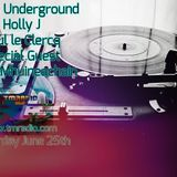 Holly J - Nexus Underground - June 25th 2016