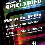 MarcScrew & Mischa von Takten @ Spieltrieb -Fun&Joy (06.12.2013)