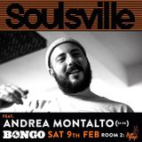 Soulsville Live Mix (feat. Andrea Montalto): 02.19