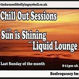 The Chill Out Sessions - Sunday the 23rd of February Part B Guest Mix Rapt Frequencies by DJ Maggie