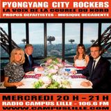평양 City Rockers #070 : Spécial Lapin Blanc (09-05-2018)
